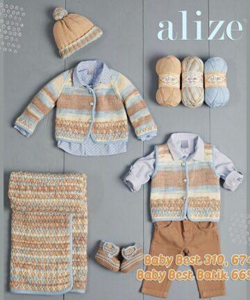 Baby Best Batik