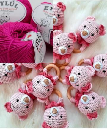 Baby Soft Cotton Amigurumi